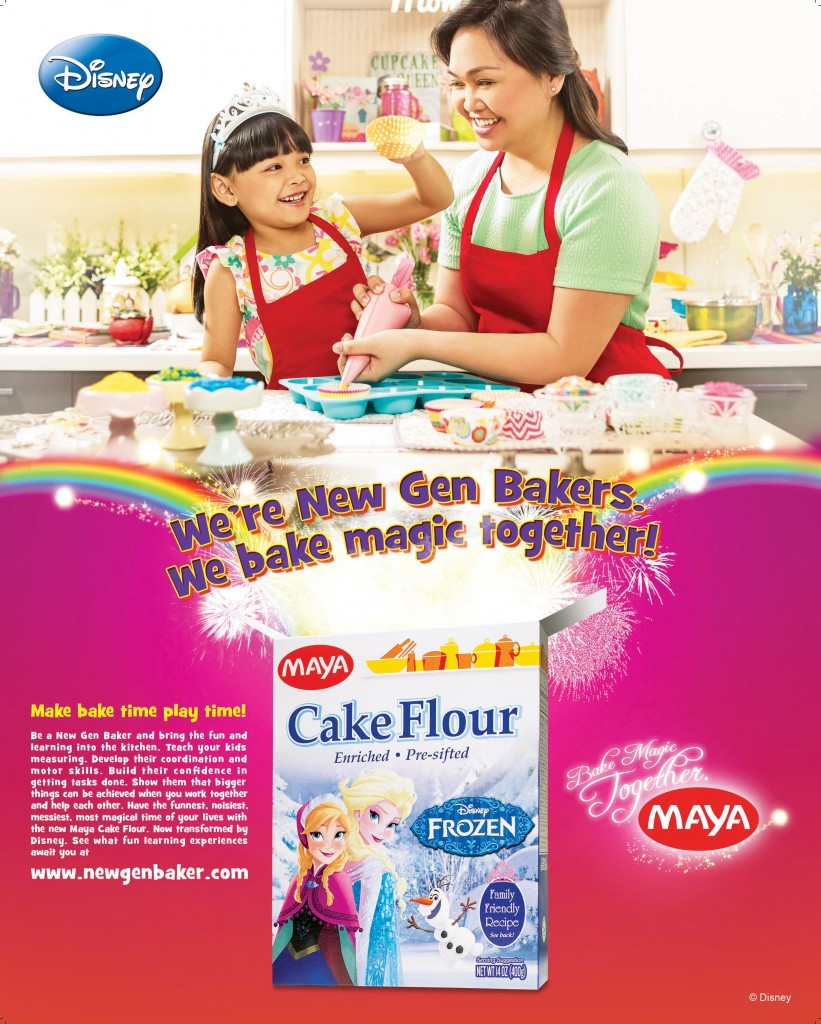 Maya Chocolate Cake Mix