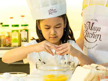 RECIPES YOU CAN TRY WITH 3-5 YEAR OLDS