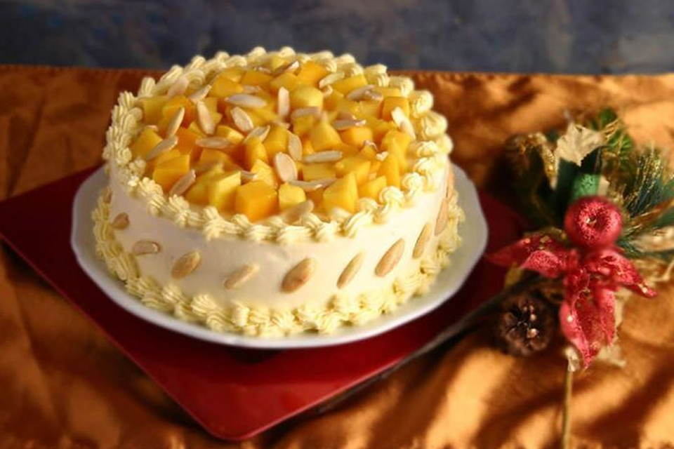Fruity Cakes for the Summer